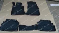 Коврики салона BMW E60, BMW E61 (2003-2010) (Полимерные) Lada Locker