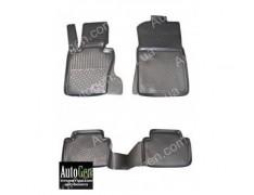 Коврики салона BMW X3 E83 (2004-2010) (Полимерные) Lada Locker