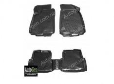 Коврики салона Chevrolet Aveo T300 (2011->) (Полимерные) Lada Locker