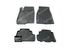 Коврики салона Chevrolet Captiva (2006->) (Полимерные) Lada Locker