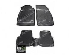 Коврики салона Chevrolet Cruze 2 (2008->) (Полимерные) Lada Locker