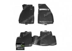 Коврики салона Chevrolet Malibu 8 (2011-2015) (Полимерные) Lada Locker