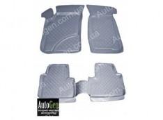 Коврики салона Chevrolet Niva (2002-2009) (Полимерные) Lada Locker