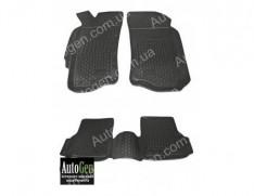 Коврики салона Fiat Albea (2002-2011) (Полимерные) Lada Locker