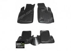 Коврики салона Fiat Doblo 1 (2000-2010) (Полимерные) Lada Locker