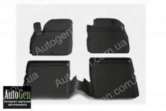 Коврики салона Fiat Panda 2 (2003-2012) (Полимерные) Lada Locker