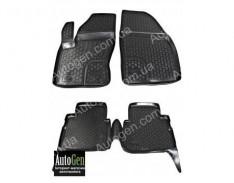 Коврики салона Ford C-Max 1 (2003-2010) (Полимерные) Lada Locker