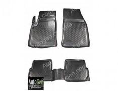 Коврики салона Ford Fusion (2002-2012) (Полимерные) Lada Locker