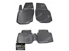 Коврики салона Ford Mondeo 4 (2007-2014) (Полимерные) Lada Locker