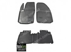 Коврики салона Ford S-Max 1 (2006-2014) (Полимерные) Lada Locker