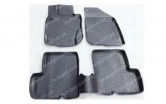 Коврики салона Geely LC Cross GX2 (2012->) (Полимерные) Lada Locker