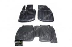 Коврики салона Honda Civic 8 HB (2006-2011) (Полимерные) Lada Locker