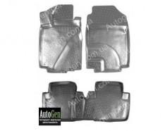 Коврики салона Honda CR-V 4  (2012->) (Полимерные) Lada Locker