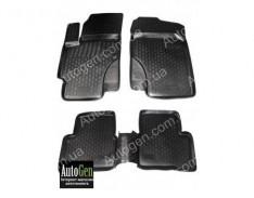 Коврики салона Hyundai Accent 3 (2006-2010) (Полимерные) Lada Locker