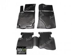 Коврики салона Hyundai Elantra 4 (HD) (2006-2011) (Полимерные) Lada Locker