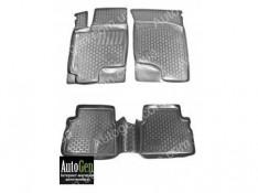 Коврики салона Hyundai Getz (2002-2011) (Полимерные) Lada Locker