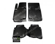 Коврики салона Hyundai i20 (2008-2014) (Полимерные) Lada Locker