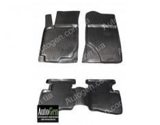 Коврики салона Hyundai i30 (2007-2012) (Полимерные) Lada Locker