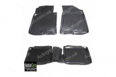 Коврики салона Hyundai i40 (2011->) (Полимерные) Lada Locker