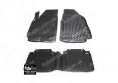 Коврики салона Hyundai Matrix (2001-2010) (Полимерные) Lada Locker