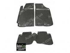 Коврики салона Kia Cerato 2  (2008-2012) (Полимерные) Lada Locker