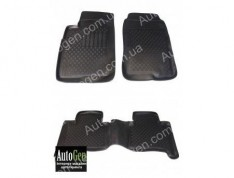 Коврики салона Lexus GX 1 (470) (2002-2009) (Полимерные) Lada Locker