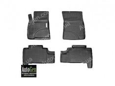 Коврики салона Lexus LX 3 (570) (2007->) (Полимерные) Lada Locker