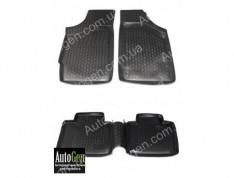 Коврики салона Lifan 320  (2008->) (Полимерные) Lada Locker