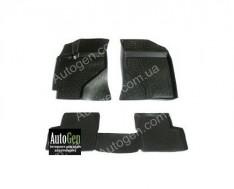 Коврики салона Lifan 620  (2007->) (Полимерные) Lada Locker