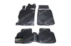 Коврики салона Mazda 6 (2002-2008) (Полимерные) Lada Locker