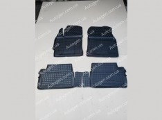 Коврики салона Toyota Auris 2 (2012-2019) (4шт) (Avto-Gumm)