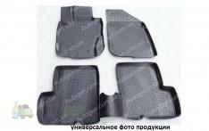 Коврики салона MG 3 Cross  (2010->)  (Полимерные) Lada Locker