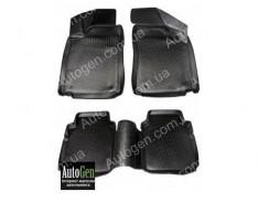 Коврики салона MG 350  (2011->)  (Полимерные) Lada Locker