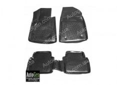 Коврики салона MG 550  (2008->)  (Полимерные) Lada Locker