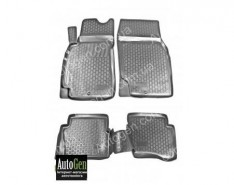 Коврики салона Nissan Almera B10 Classic  (2006-2012)  (Полимерные) Lada Locker