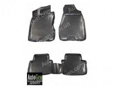 Коврики салона Nissan X-Trail T31  (2007-2014)  (Полимерные) Lada Locker