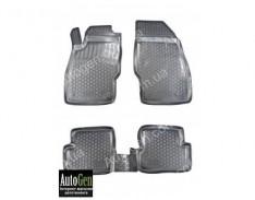 Коврики салона Opel Corsa D (2006-2014)  (Полимерные) Lada Locker
