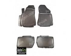 Коврики салона Peugeot Partner 2 Teepe (2008-2018)  (Полимерные) Lada Locker