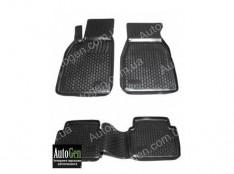 Коврики салона Renault Megane 2  (2002-2008)  (Полимерные) Lada Locker
