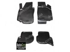 Коврики салона Seat Altea 1 Freetrack  (2007->)  (Полимерные) Lada Locker