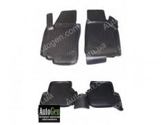 Коврики салона Seat Leon 2  (2005-2012)  (Полимерные) Lada Locker