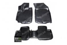 Коврики салона Suzuki SX4 (2006-2013)  (Полимерные) Lada Locker