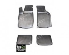 Коврики салона Volkswagen Golf 4  (1997-2003)  (Полимерные) Lada Locker