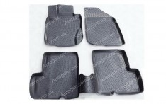 Коврики салона Volkswagen Jetta 6  (2010->)  (Полимерные) Lada Locker