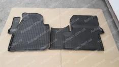 Коврики салона Mercedes Sprinter 2 (2006->) (2шт) (Avto-Gumm)