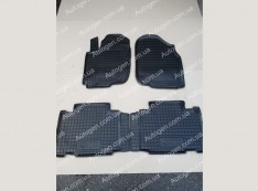 Коврики салона Toyota Rav4 (2013-2019) (4шт) (Avto-Gumm)