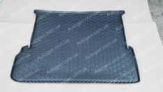 Коврик в багажник Lexus GX 2 (460) (7 мест) (2009->) (Avto-Gumm Полиуретан)