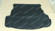 Коврик в багажник Mazda 6 SD (2002-2008)  (Avto-Gumm Полиуретан)