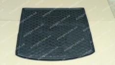 Коврик в багажник Mazda 3 HB (2013-2019) (Avto-Gumm Полиуретан)