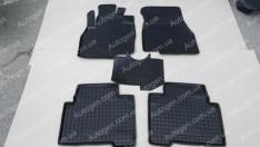 Коврики салона Mitsubishi Grandis (5мест)  (2003-2011) (5шт) (Avto-Gumm)